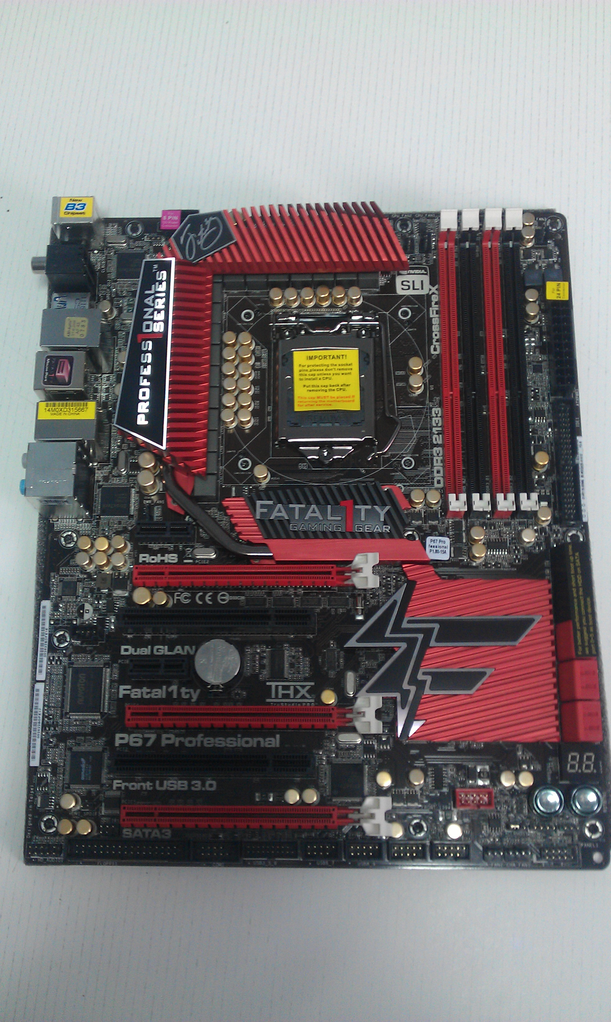 Driver for Asrock P67 Professional Marvell SATA3